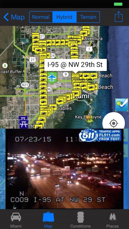 I-95 Road Condition and Traffic Cameras Pro screenshot-3