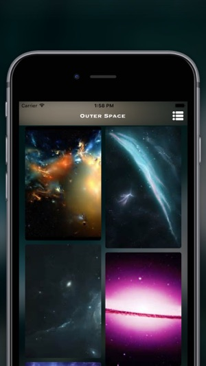 Galaxy Space Live Wallpapers Hd On The App Store