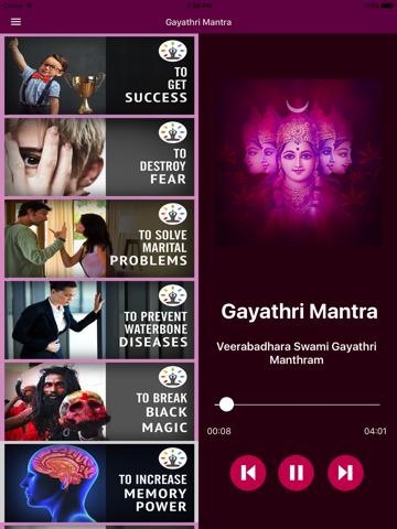 Gayathri Mantra - náhled