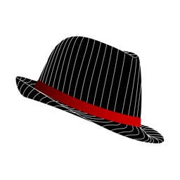 Fedora Stickers