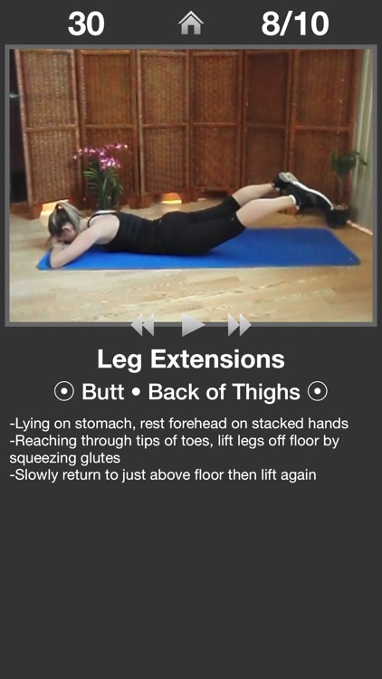 Daily Butt Workout - Fitness