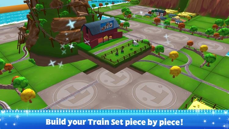 Thomas & Friends: Magical Tracks - Kids Train Set screenshot-3