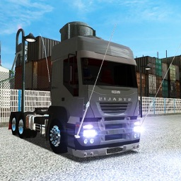 Truck Parking Garage Park Training Simulator