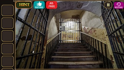 Abandoned Locked Prison Escape-2