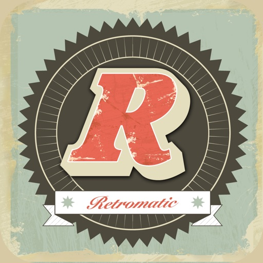 Retromatic 2.0 Icon