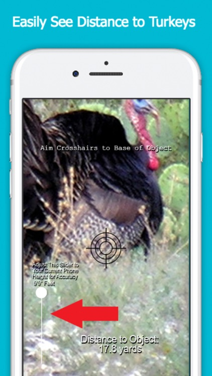 Range Finder for Turkey Hunting screenshot-1