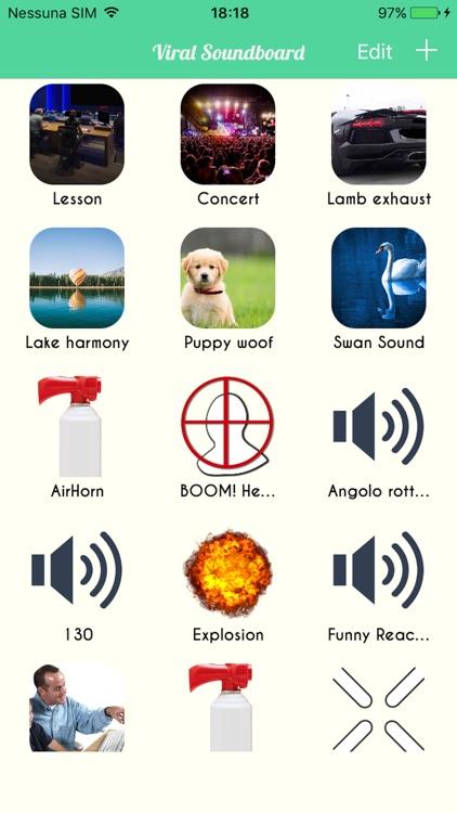 Viral Soundboard