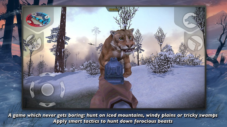 Carnivores: Ice Age screenshot-3