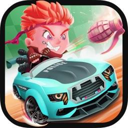 极品登山赛车 - 模拟单机飞车赛车游戏
