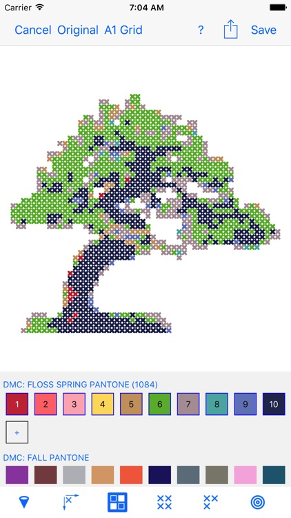 Stitched – Cross-stitch Pattern Generator screenshot-4