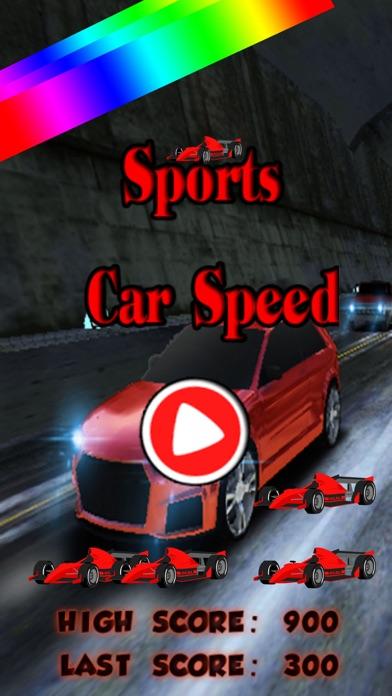 Sports Car Speed - Traffic racing