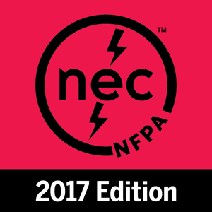 NFPA 70®: National Electrical Code® 2017 Edition app