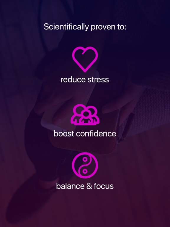 Happy Hypnosis - Stop Depression Anxiety & Stress Screenshot