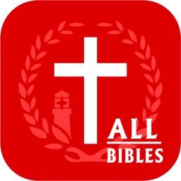 Bibles -(KJV, NIV, NRSV, RSV, ASV, NASV for Study)