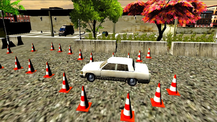 Car Parking Driving School Simulator 2017 screenshot-3