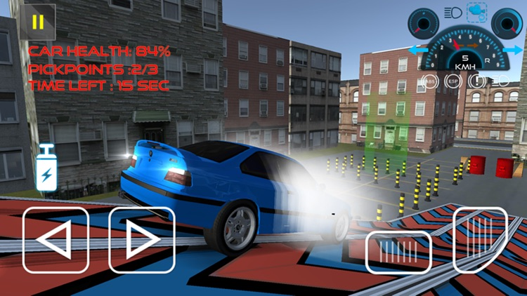 Real Race Extreme Stunts - GT Car Drift Racing