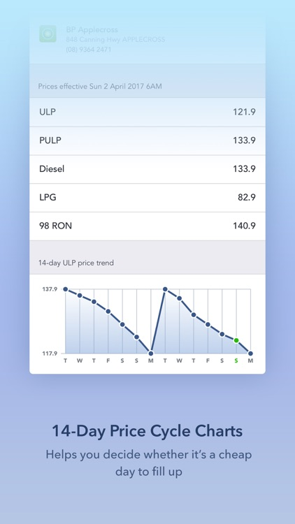 Refuel - WA Fuel Prices & Station Finder screenshot-3