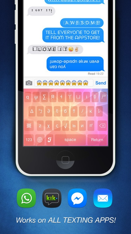 Cool Fonts Pro -  Best Font Keyboard with Themes screenshot-3