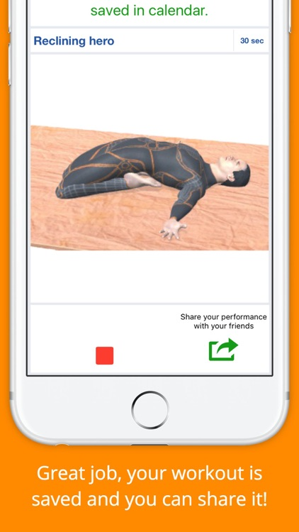Stretch & Yoga Workouts PRO screenshot-3