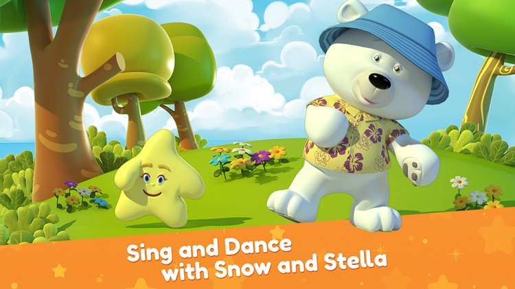 Snow & Stella screenshot-3