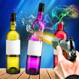 Bottle Shoot 3D Game For Free