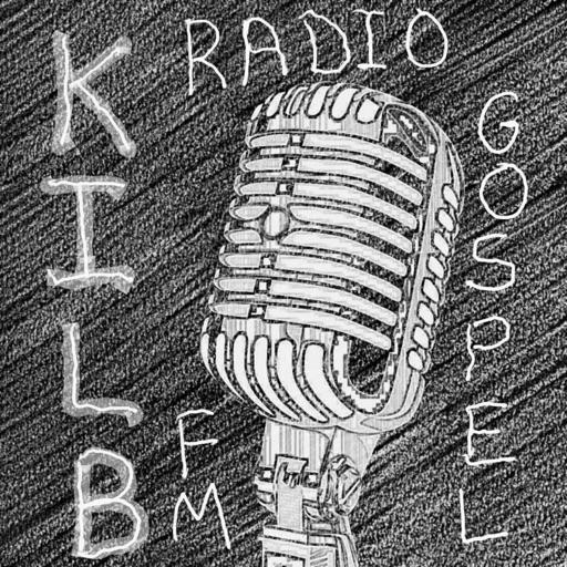 Radio Station KILB FM Gospel by Perry Owen