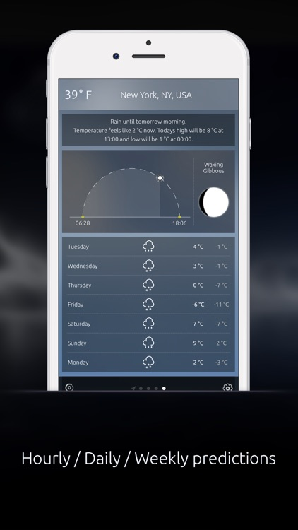 WeatherRadar Pro screenshot-2