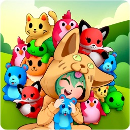 Fluffy Doll Friends: Match 3 Puzzle Games