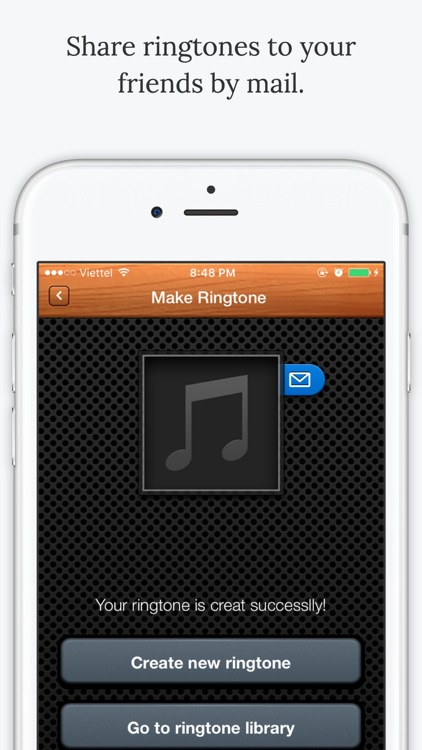 iTone - Create Your Ringtones screenshot-4
