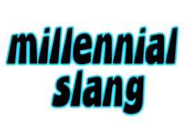 Millennial Slang Stickers for iMessage