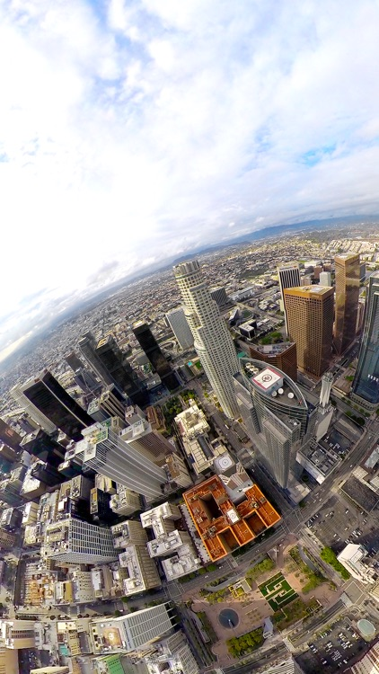 VR Los Angeles Helicopter - Virtual Reality 360 screenshot-4