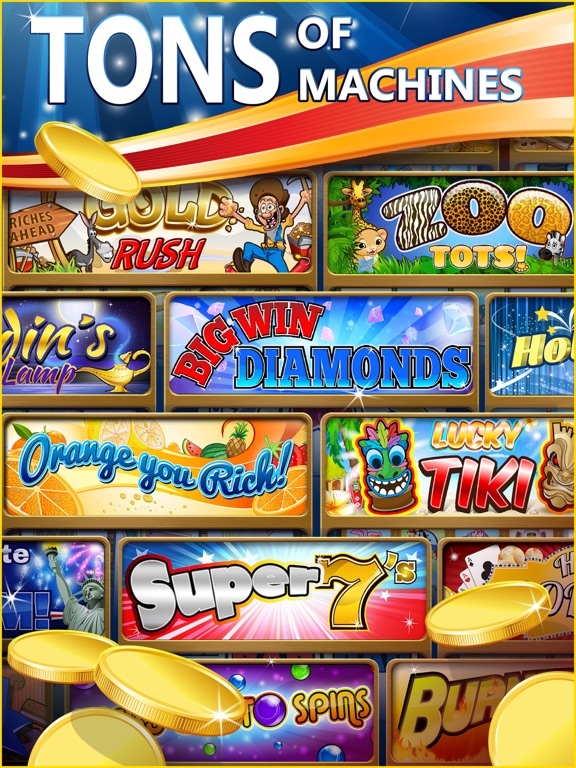 Win Big Casino Slot Machines