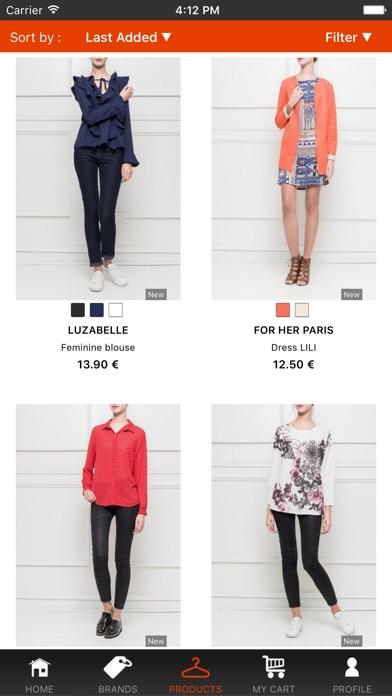 PARIS FASHION SHOPS Preview 1