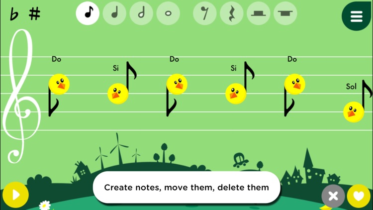 Music4Kids - Learn and compose music through play screenshot-0