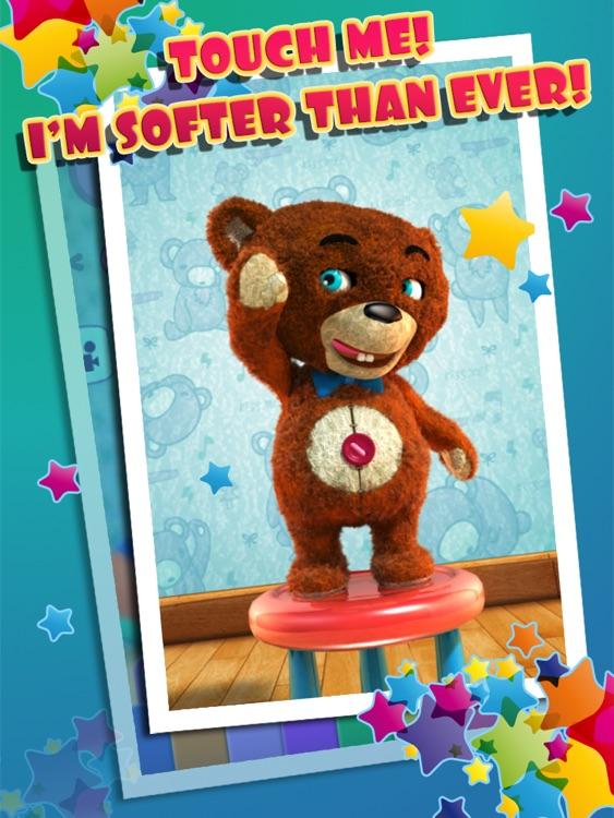 Talking Teddy Bear HD Premium