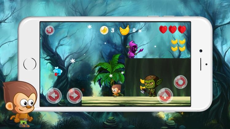 Banana Kong Run Adventure In The Jungle