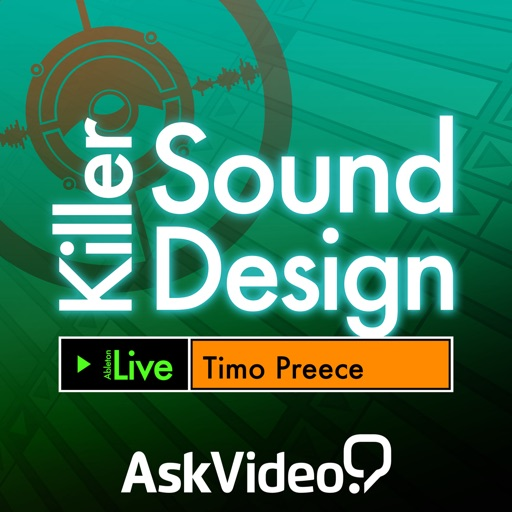 Killer Sound Design in Live 9