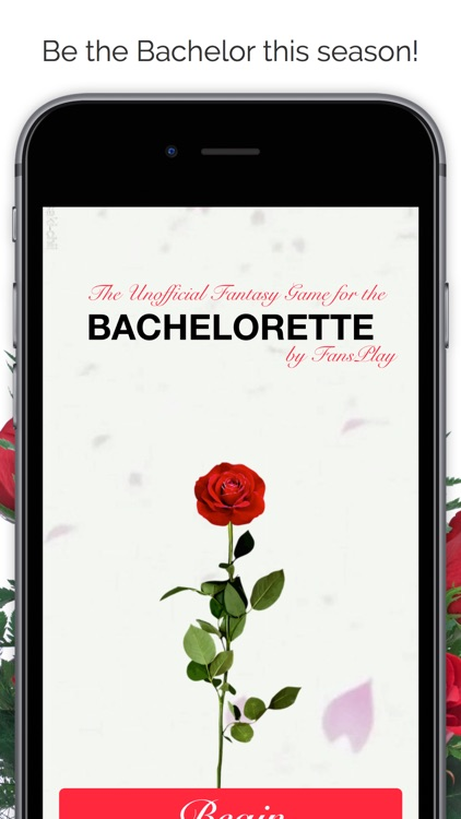 Bachelorette Fantasy Game by FansPlay