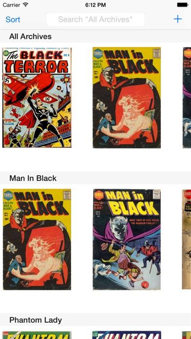 ColourComics для iPhone и iPad скачать бесплатно, отзывы ...