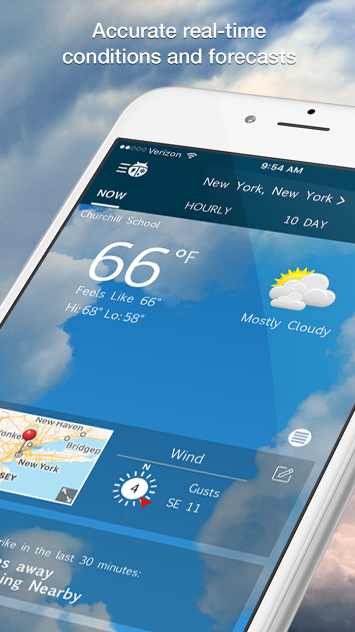 WeatherBug - Radar, Forecast Screenshot