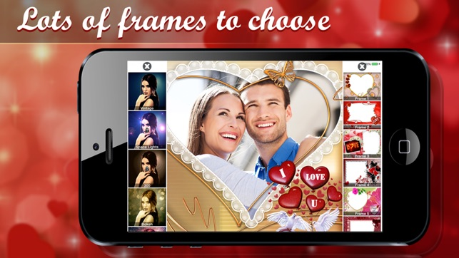 Love Frames - Photo edit on the App Store