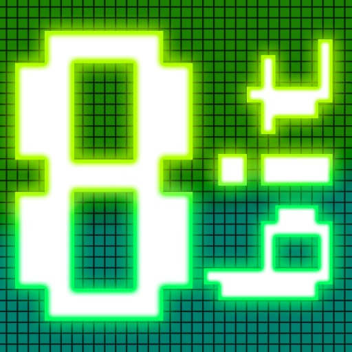 8 Bit HD Lite icon
