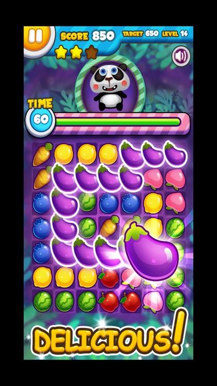 Fruit Splash Slice Game screenshot-4