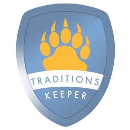 UCLA True Bruin Traditions Keeper