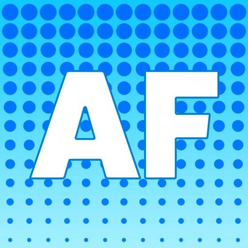 AF Stickers