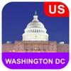 ワシントンDC、アメリカ合衆国 オフラインマッフ - PLACE STARS