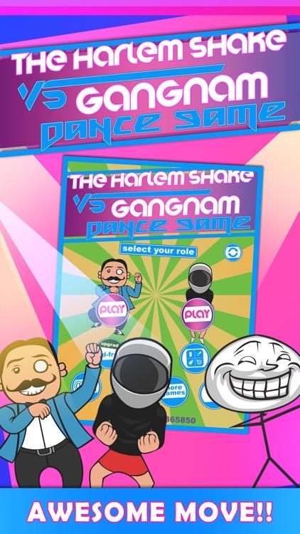 The Harlem Shake vs Gangnam Dance Game screenshot-4