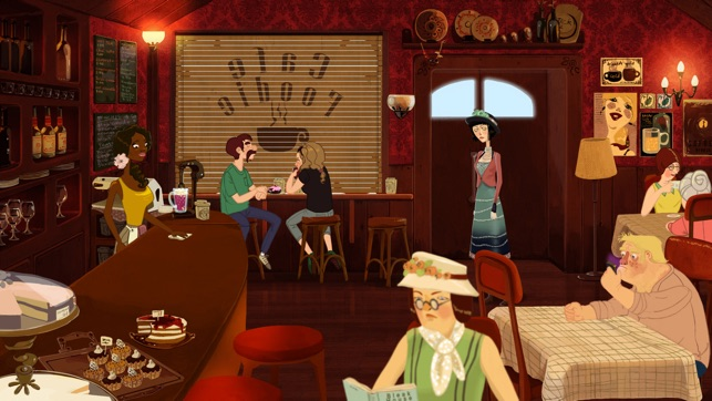 The Memoranda Screenshot