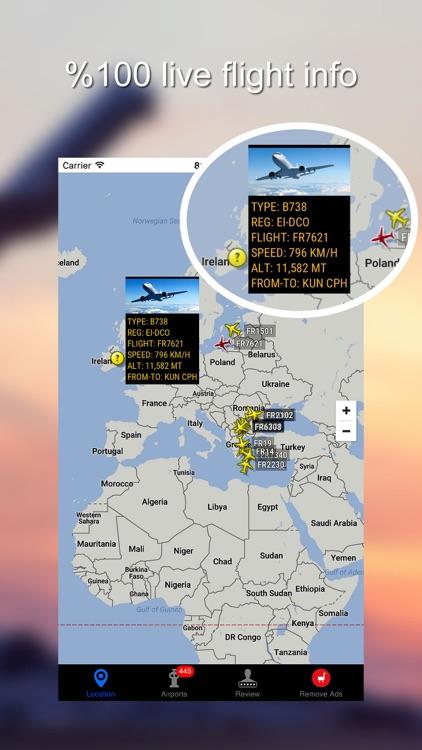 Air Tracker For Lufthansa Pro