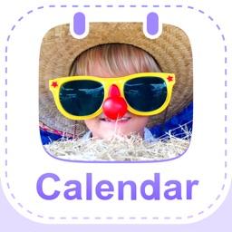 Photo Calendar-One photo a day